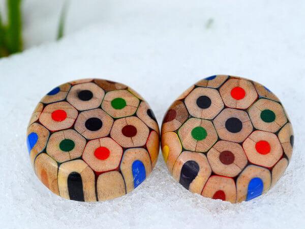 carbickova colored pencil jewelry 8