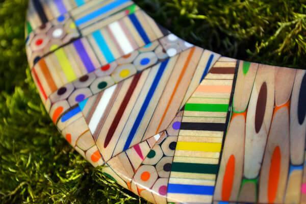 carbickova colored pencil jewelry 7