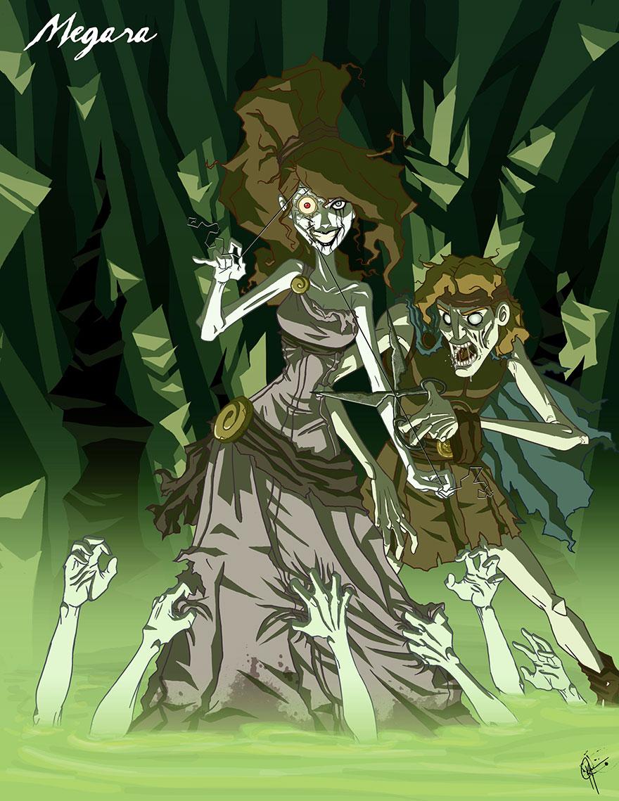 disney princess dark side 18