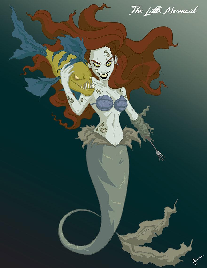 disney princess dark side 19