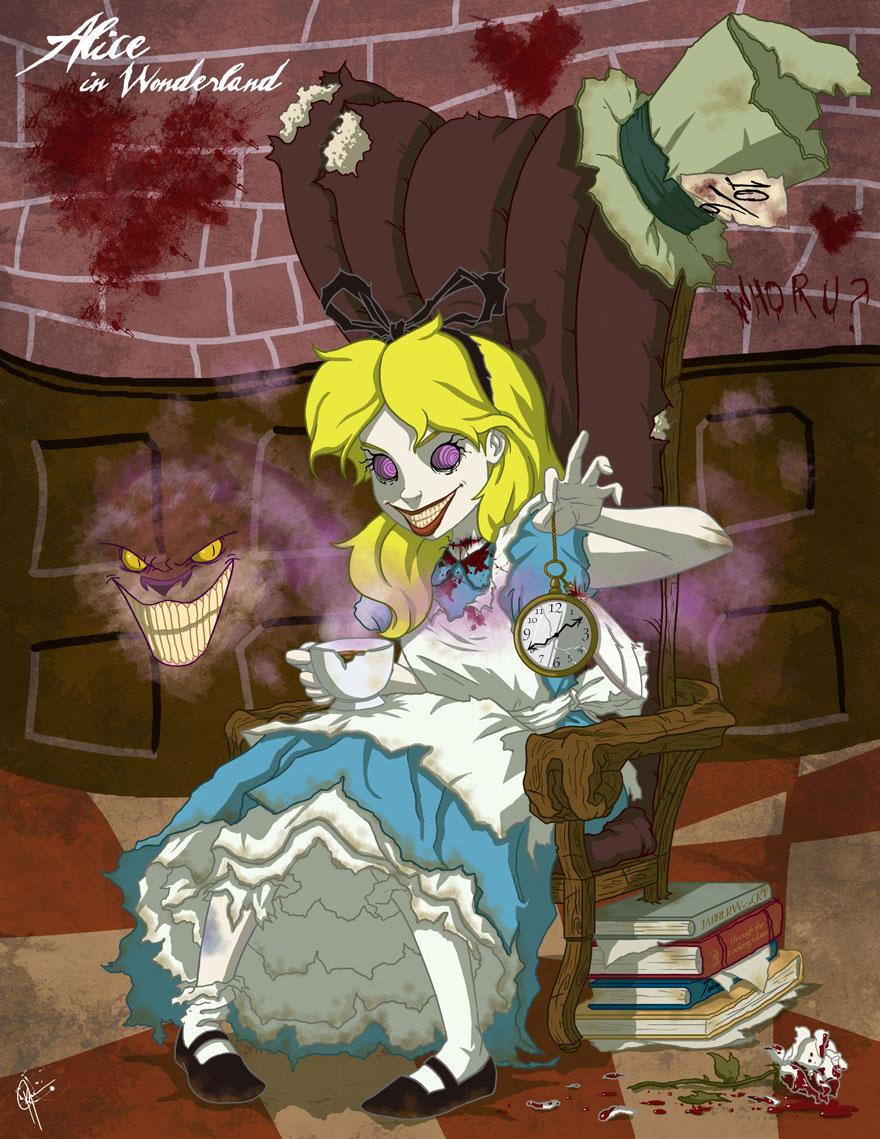 disney princess dark side 20