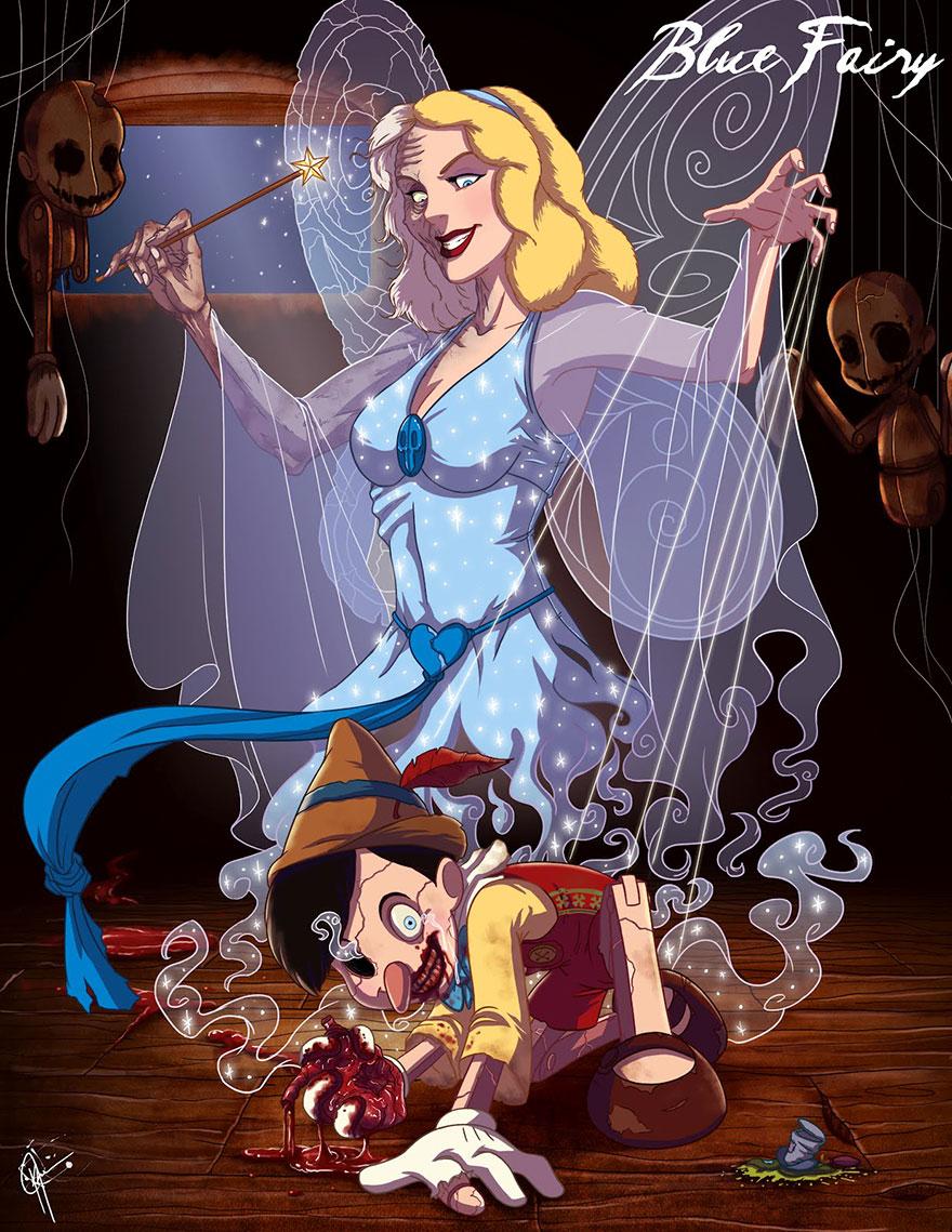disney princess dark side 4