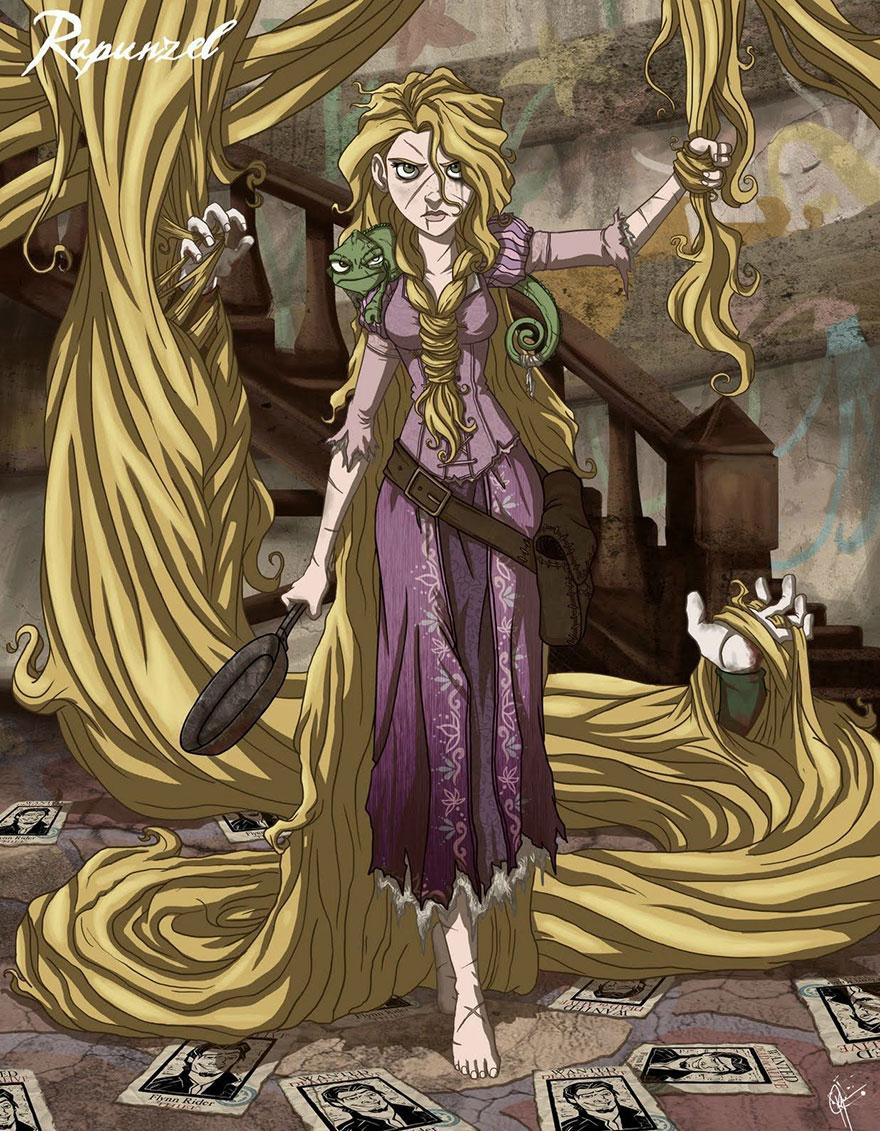 disney princess dark side 5
