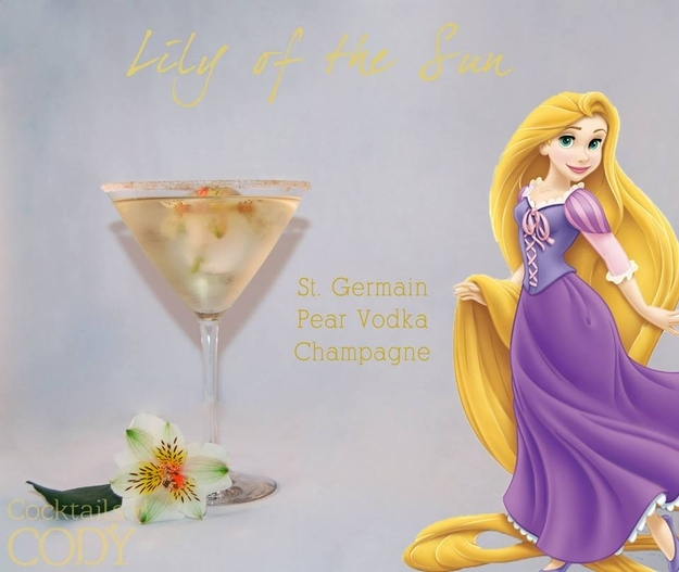disney princesses cocktails 24