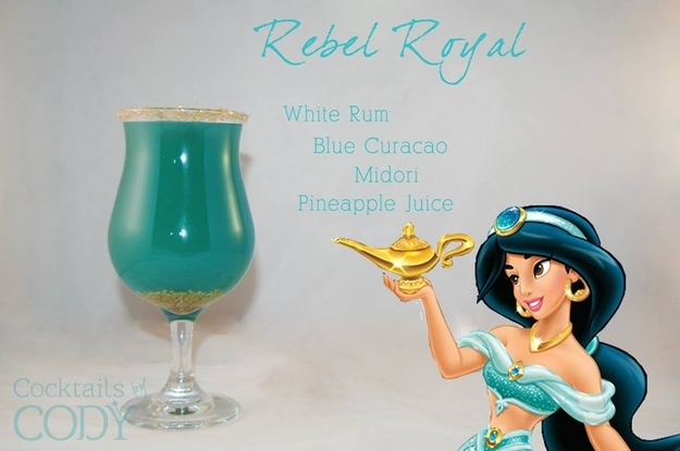 disney princesses cocktails 17