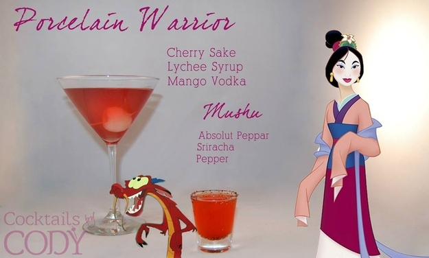 disney princesses cocktails 19