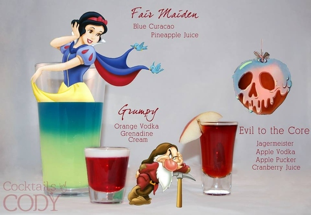 disney princesses cocktails 38