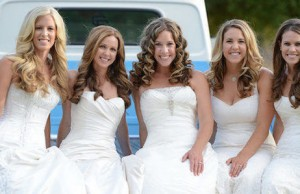 five sisters thanks parents for paying for weddings 1