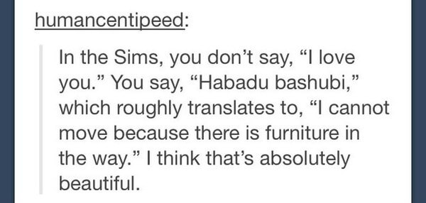 sims is hilarious 14