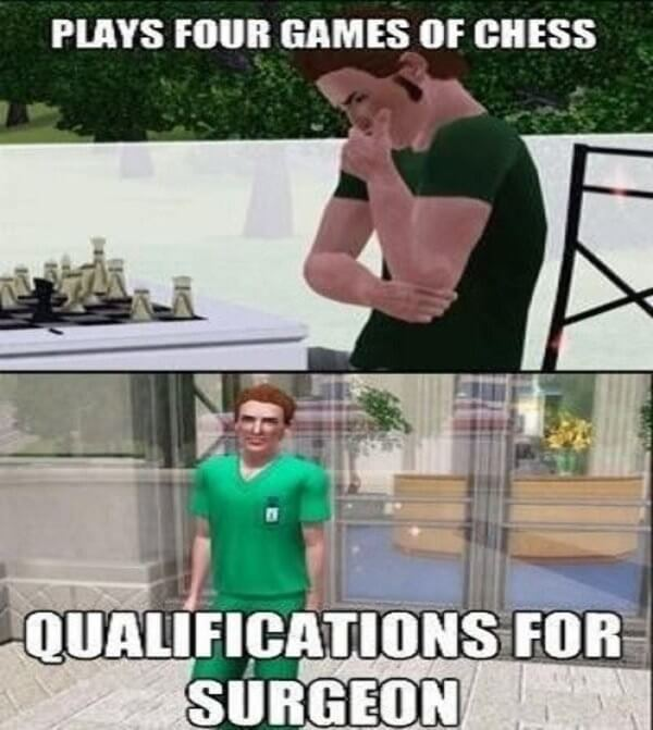 sims is hilarious 2