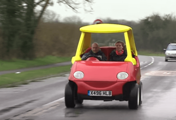 tikes car for adults 5