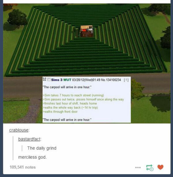 sims is hilarious 10