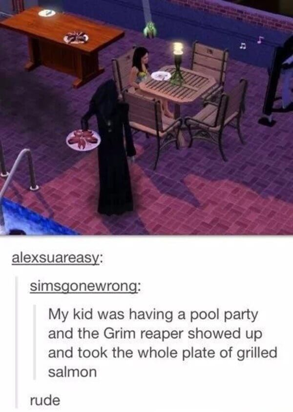 sims is hilarious 15