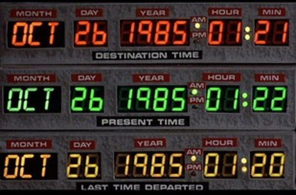 back to the future facts 17