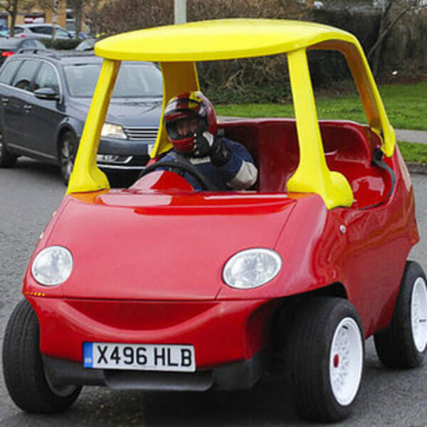 tikes car for adults 7