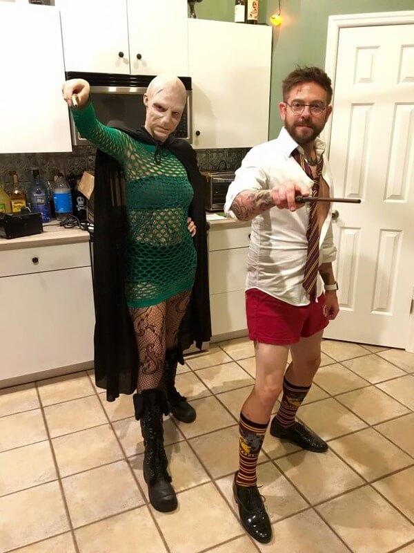 sexy voldermort cosplay 11
