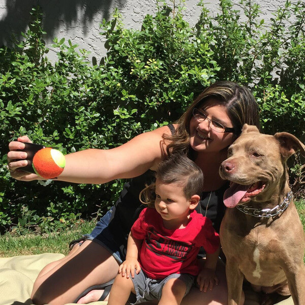 dog selfie product 2