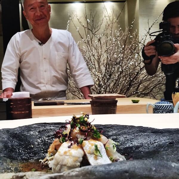 Most Expensive Sushi Restaurant 5