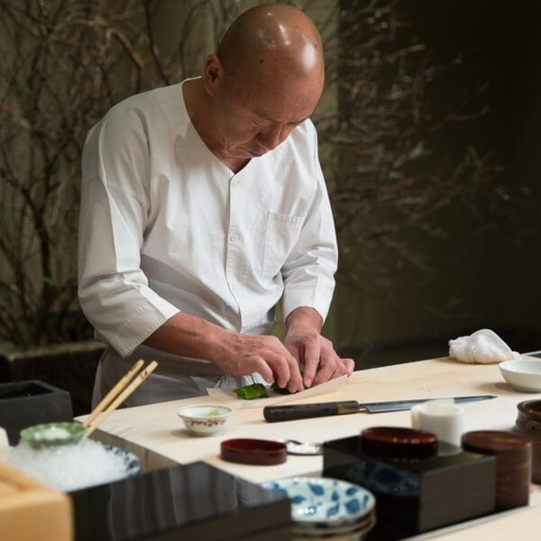 Most Expensive Sushi Restaurant 7