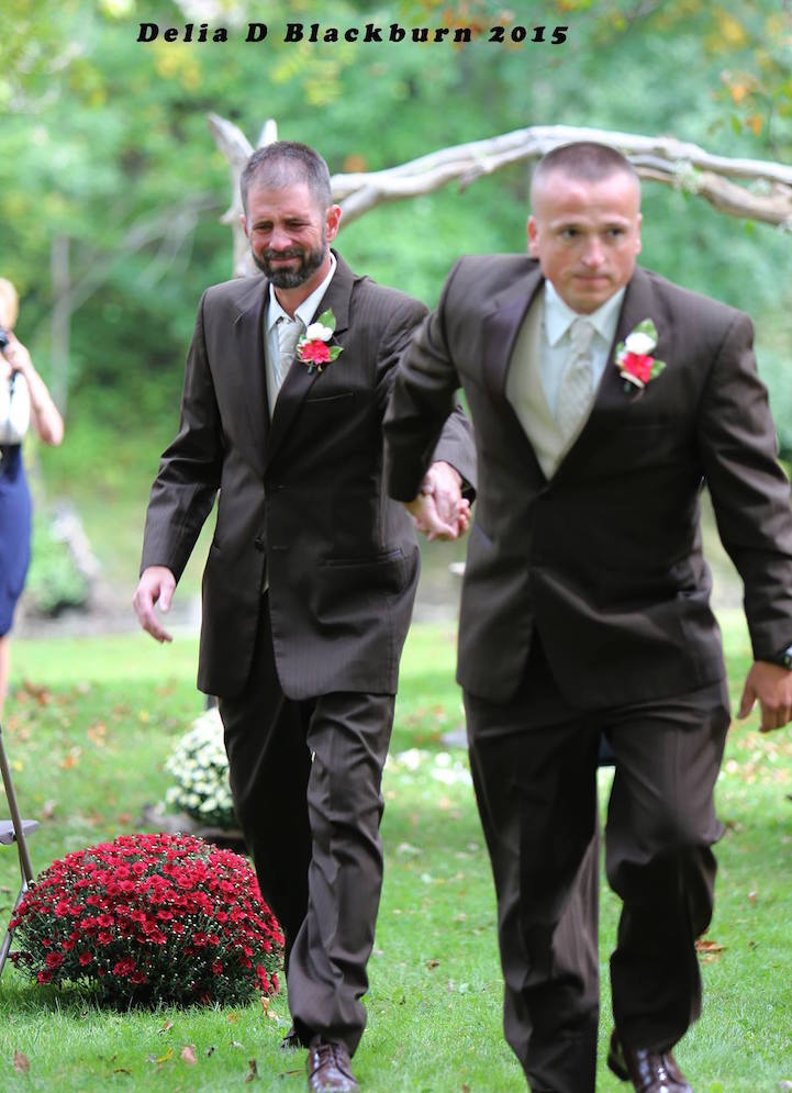 Daughter's Stepdad Can Walk Down the Aisle with Them 1