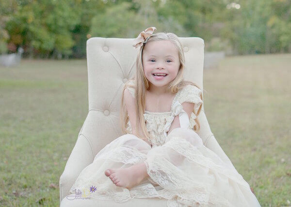 Heartwarming Beauty of Children With Down Syndrome 2