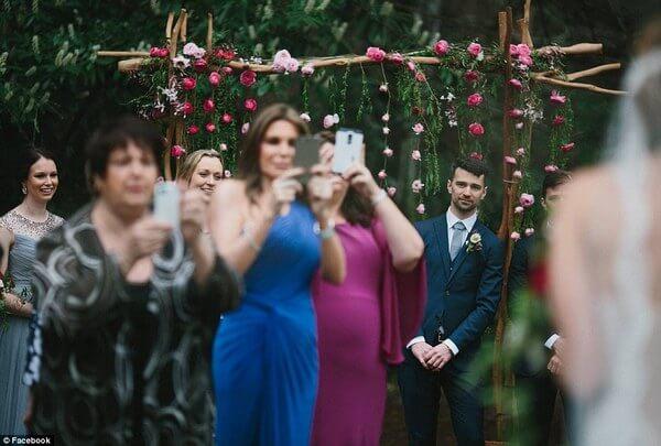 stunning rainy wedding photos 7