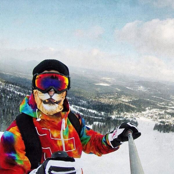 animal ski masks 5