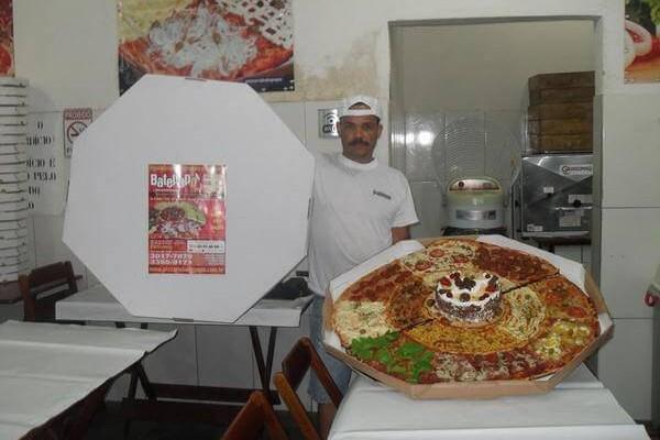 bizarre pizza 2