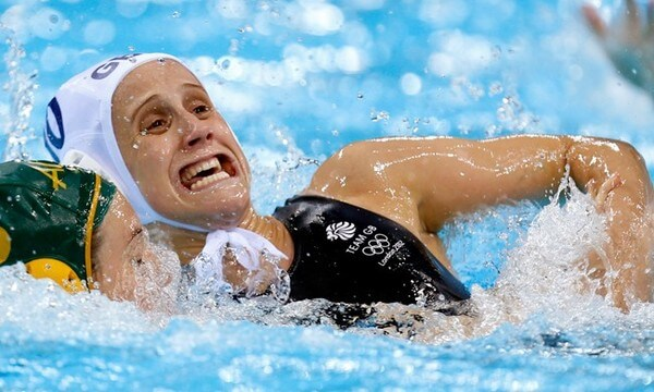 funny athlete face 15