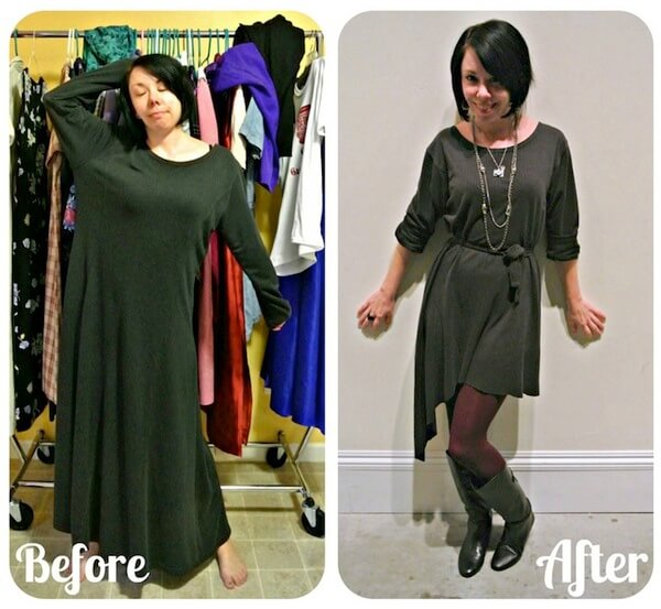one dollar clothes to trendy outfits 13