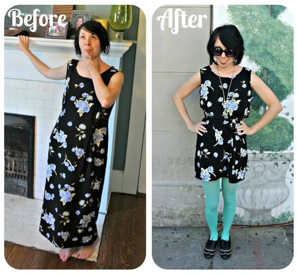 one dollar clothes to trendy outfits 5