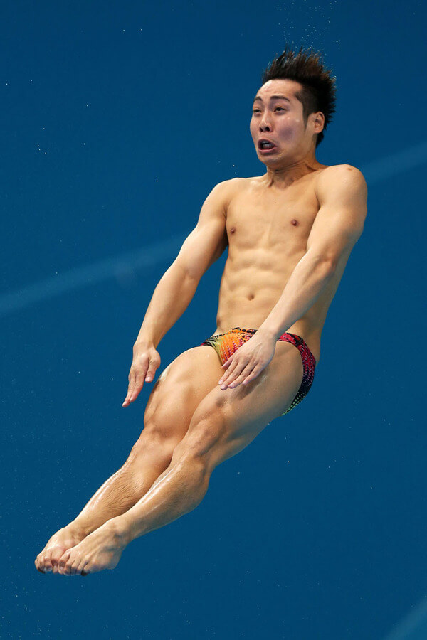 funny athlete face 17