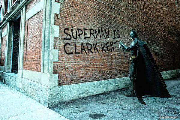 superhero mundane things 2
