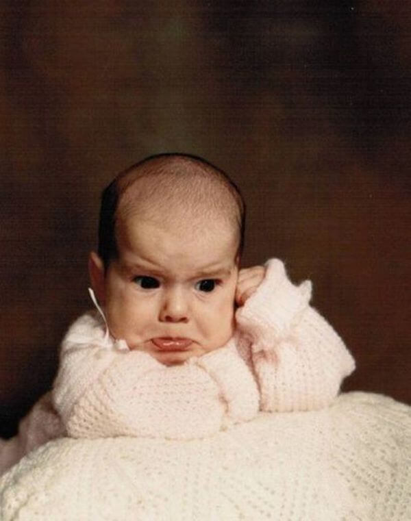 funny baby photo 3