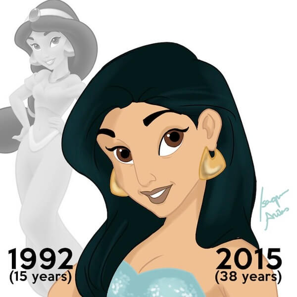 disney princesses grown up 5