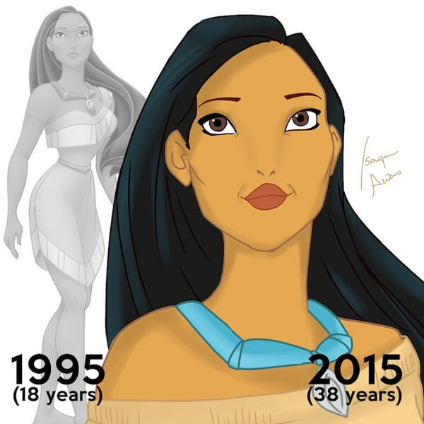 disney princesses grow up 7