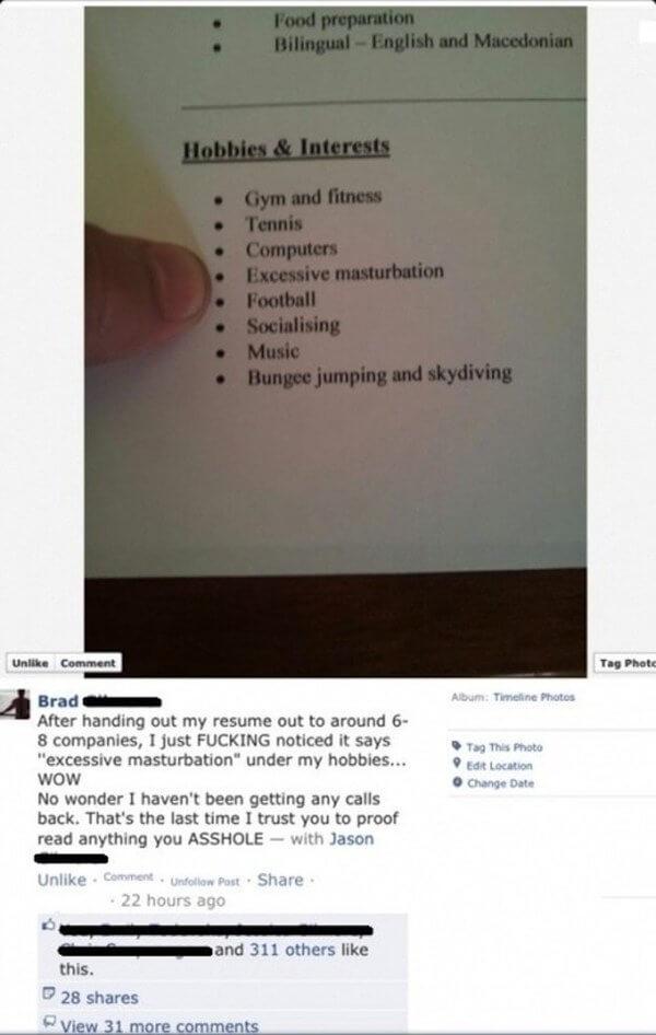 cringe worthy facebook posts 16