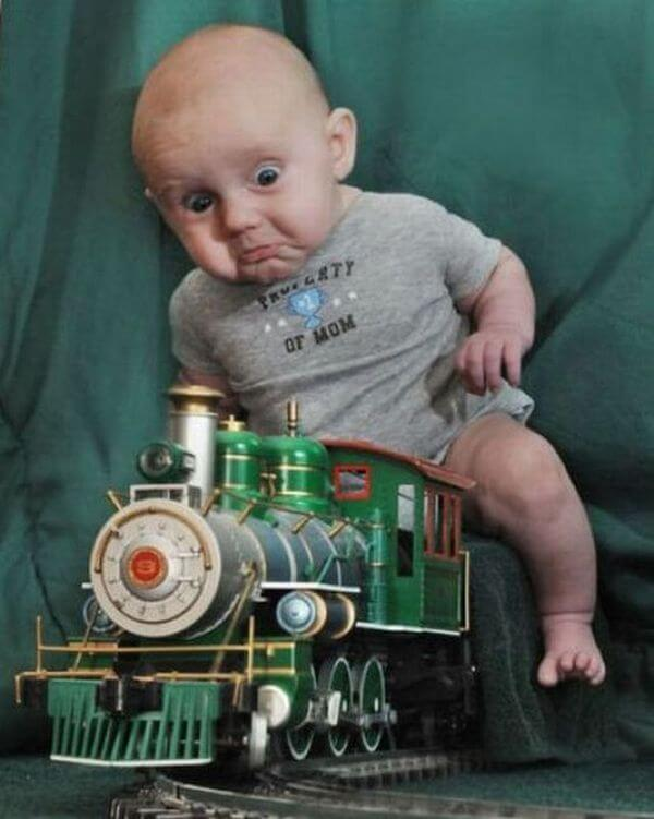 funny baby photo 4