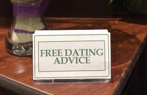 free dating advice