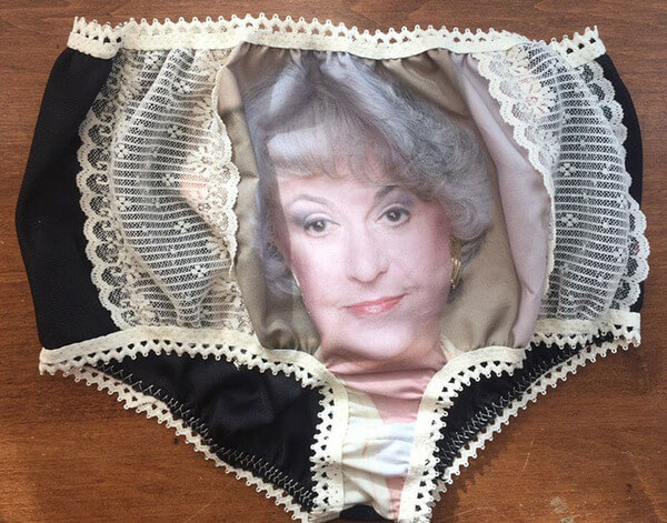 Golden Girls Inspired Granny Lingerie Is A Big Thing