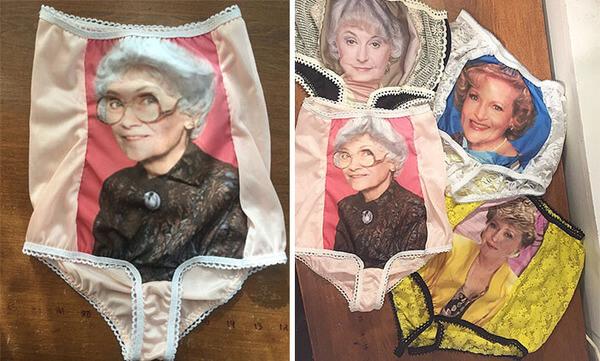 Granny Lingerie 1