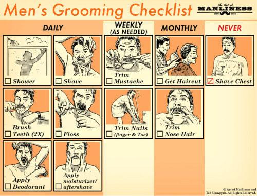 groomig tips for men 4