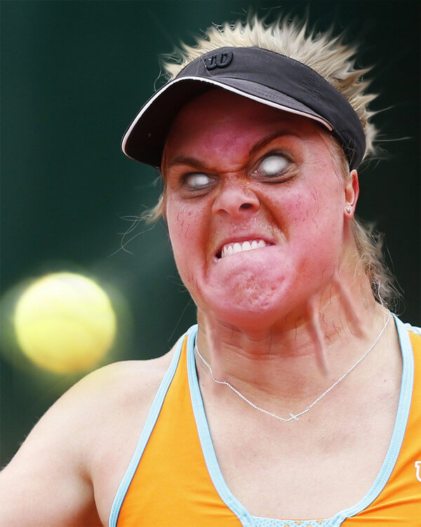 funny athlete faces 6
