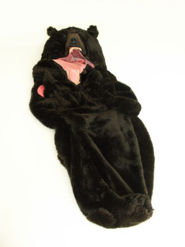 bear sleeping bag 3