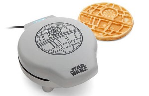 star wars death star waffle maker 1
