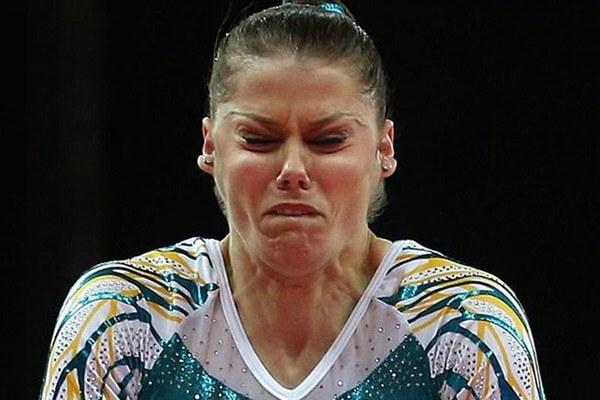 fun athlete faces 10