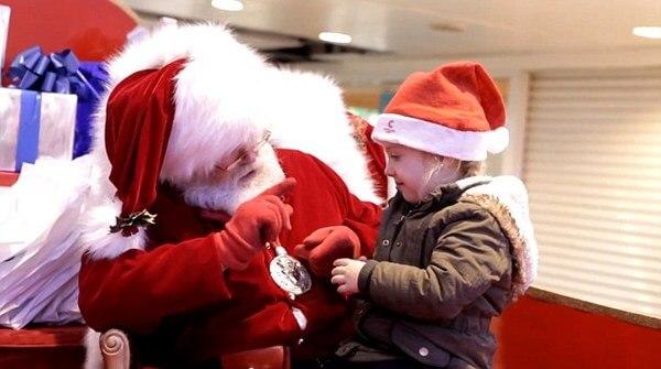 Santa sign language 5