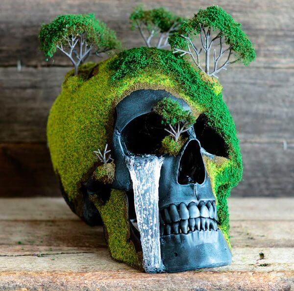 Awesome Bonsai Skulls 4