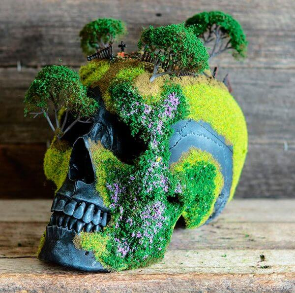 Awesome Bonsai Skulls 5