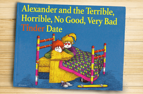 If Classic Children's Books Were Written Now 8